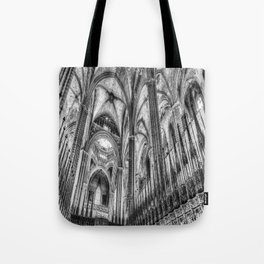 Choir Barcelona Cathedral Tote Bag
