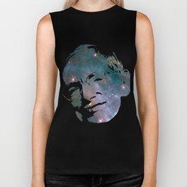Stephen Hawking (Carina Nebula) Biker Tank