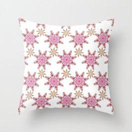 Fishtales: Starfish 2 pattern 1 Throw Pillow
