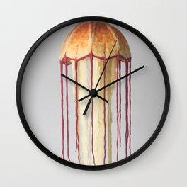 Giant Jellyfish Wall Clock