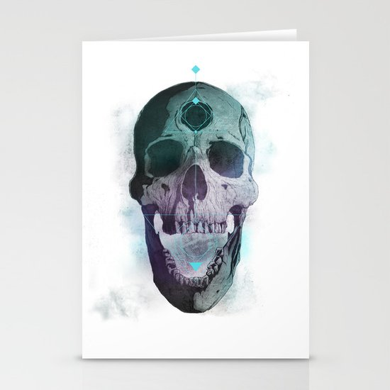 Ājňā - The Summoning Stationery Cards