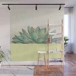 Succulent Dip II Wall Mural