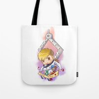 exo Tote Bags featuring EXO Tao dreamcatcher by Rei Lydia
