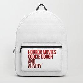 Apathetic Backpack