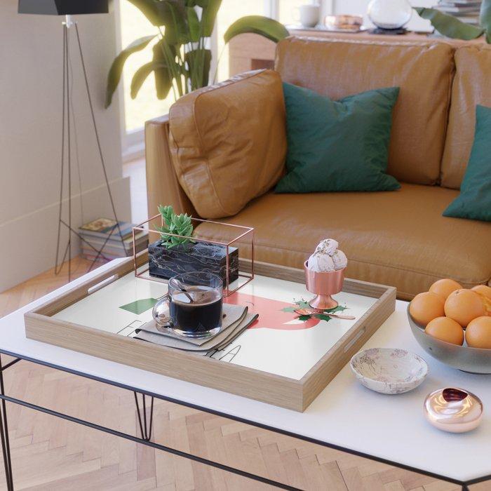 Festivi-tea Serving Tray