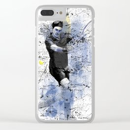 Game, Set, Match Clear iPhone Case