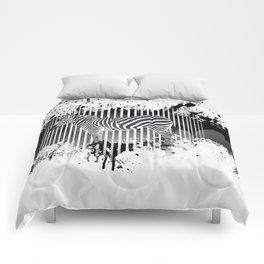 Zebra (Equiferus). Comforters