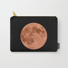 MOON GLOW ORANGE Carry-All Pouch