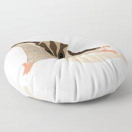 Sugar Glider Floor Pillow