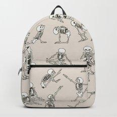 Skeleton Yoga Backpacks