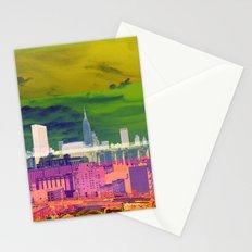 New York City | Project L0̷SS   Stationery Cards