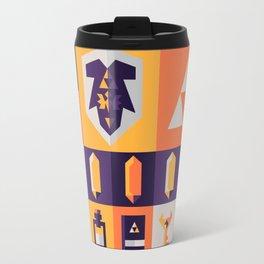 Legend of Zelda Items Travel Mug