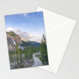 Takkakaw Falls Stationery Cards