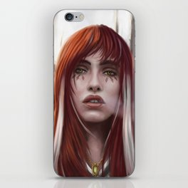 Changeling Witch iPhone Skin