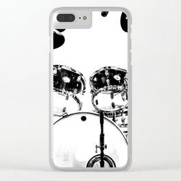 Clean Set Clear iPhone Case