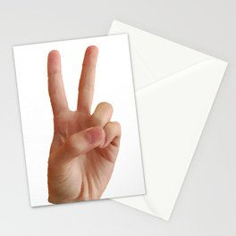 Peace Out 2017 Stationery Cards