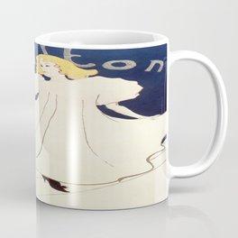 Vintage poster - May Milton Coffee Mug