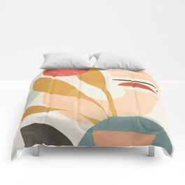 Abstract Shapes 20 Comforters