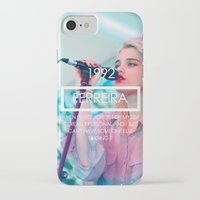 sky ferreira iPhone & iPod Cases featuring Sky Ferreira by ScarTissue