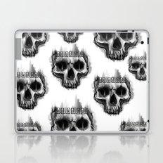 Aztec skull Laptop & iPad Skin