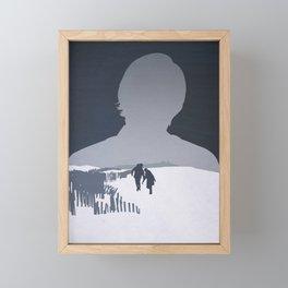 Meet Me In Montauk Framed Mini Art Print