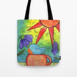 Tea Cozy Tote Bag