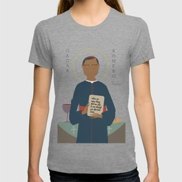 Oscar Romero of El Salvador T-shirt