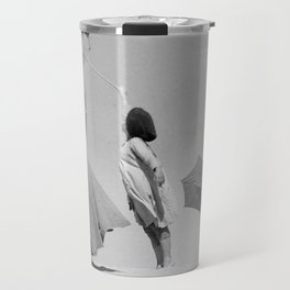 Umbrella ballet Travel Mug