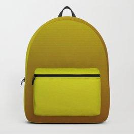 AVALANCHE - Minimal Plain Soft Mood Color Blend Prints Backpack