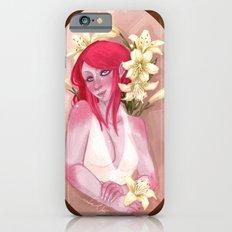 Tasmit & Lilies iPhone 6s Slim Case