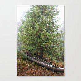 Parking Spot Canvas Print