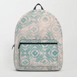 freestyle pattern Backpack