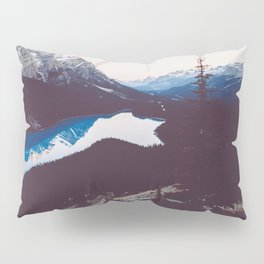 Peyto Lake - Banff National Park Pillow Sham