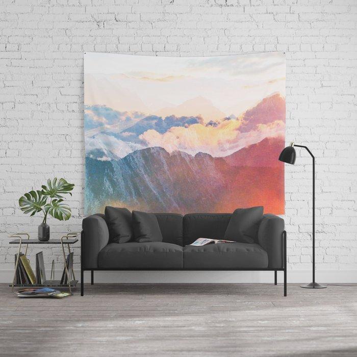 Mountain Glory #society6 #decor #buyart Wall Tapestry
