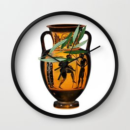 Ancient Greek Wall Clock