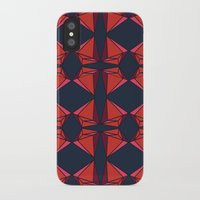 ruby iPhone & iPod Cases featuring Ruby by Tess Ellis