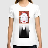 spirited away T-shirts featuring Spirited Away by Leamartes