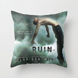RUIN Cover Throw Pillow
