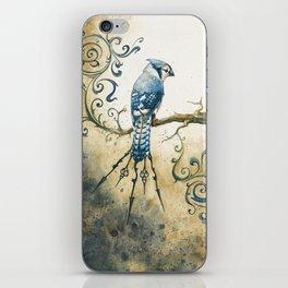 Something Borrowed, Something Blue iPhone Skin