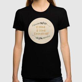 O Come, O Come, Emmanuel T-shirt