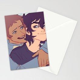 Klance hug Stationery Cards