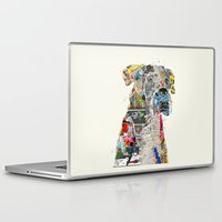 mod Laptop & iPad Skins featuring the mod boxer by bri.buckley