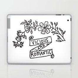Vicious and Romantic Laptop & iPad Skin