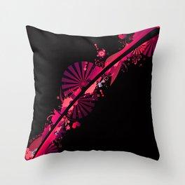 abstract concept Throw Pillow