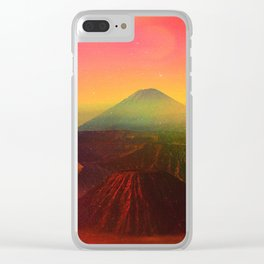 Fire Spitters Clear iPhone Case