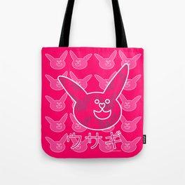 Les lapins 7 Tote Bag