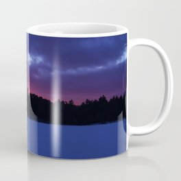 Subzero sunset Coffee Mug