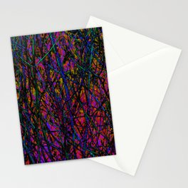 Psych branches 1 Stationery Cards
