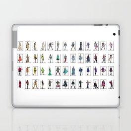 Fashion Rainbow Laptop & iPad Skin