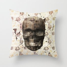 This Place is Death Throw Pillow